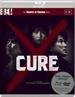 CURE BLU-RAY + DVD [UK] BLU-RAY