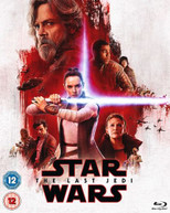 STAR WARS - THE LAST JEDI - LIMITED EDITION (THE RESISTANCE) BLU-RAY [UK] BLU-RAY