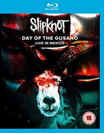 SLIPKNOT - DAY OF THE GUSANO: LIVE IN MEXICO BLURAY