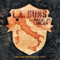 L.A. GUNS - MADE IN MILAN BLURAY