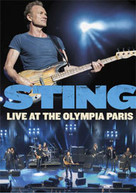 STING - LIVE AT THE OLYMPIA PARIS * BLURAY