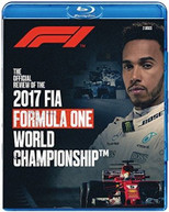 F1 2017 OFFICIAL REVIEW BLURAY