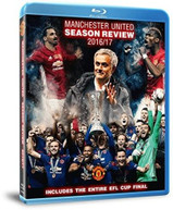 MANCHESTER UNITED SEASON REVIEW 2016 / 2017 BLURAY