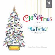 JAMES CONLON /  CINCY MAY FEST CHORUS - CHRISTMAS WITH THE CINCINNATI MAY CD