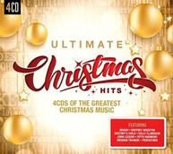 ULTIMATE CHRISTMAS HITS / VARIOUS CD