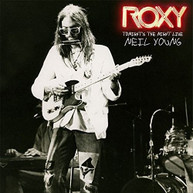 NEIL YOUNG - ROXY - TONIGHT'S THE NIGHT LIVE CD
