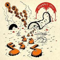 KING GIZZARD &  THE LIZARD WIZARD - GUMBOOT SOUP CD
