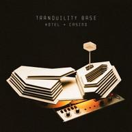 ARCTIC MONKEYS - TRANQUILITY BASE HOTEL & CASINO CD
