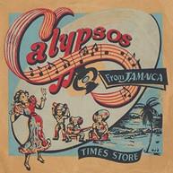 HUBERT PORTER &  JAMAICAN CALYPSONIANS - CALYPSOS FROM JAMAICA CD