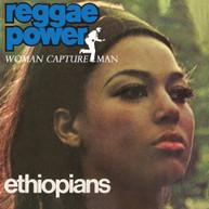 ETHIOPIANS - REGGAE POWER / WOMAN CAPTURE MAN CD