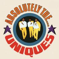 UNIQUES - ABSOLUTELY THE UNIQUES CD