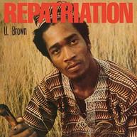 U BROWN - REPATRIATION + DICKIE RANKIN CD