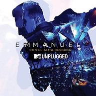EMMANUEL - CON EL ALMA DESNUDA: MTV UNPLUGGED CD