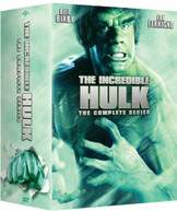 INCREDIBLE HULK: THE COMPLETE SERIES DVD