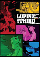 LUPIN THE 3RD: SERIES 2 BOX 2 DVD