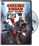DCU: SUICIDE SQUAD - HELL TO PAY DVD
