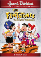 FLINTSTONES: THE COMPLETE SIXTH SEASON DVD