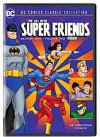 ALL NEW SUPER FRIENDS HOUR: SEASON 1 - VOL 2 DVD