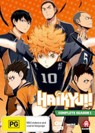 HAIKYU!!: SEASON 1 (2014)  [DVD]