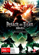 ATTACK ON TITAN: SEASON 2 (LIMITED COLLECTOR'S EDITION) (2017)  [DVD]