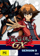 YU-GI-OH! GX: SEASON 3 (2007)  [DVD]
