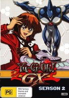 YU-GI-OH! GX: SEASON 2  [DVD]