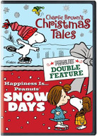 CHARLIE BROWN'S CHRISTMAS TALES / HAPPINESS IS DVD