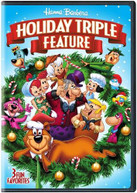 HANNA BARBERA HOLIDAY TRIPLE FEATURE DVD