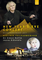 SIMON RATTLE / JOYCE / BERLINER PHIL  DIDONATO - NEW YEAR'S EVE CONCERT DVD