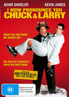 I NOW PRONOUNCE YOU CHUCK AND LARRY (2007)  [DVD]