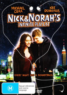 NICK & NORAH'S INFINITE PLAYLIST (2008)  [DVD]