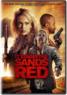IT STAINS THE SANDS RED DVD