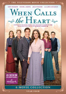 WHEN CALLS THE HEART: YEAR FOUR DVD