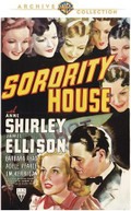 SORORITY HOUSE (1939) DVD