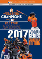 2017 WORLD SERIES COLLECTOR'S EDITION DVD