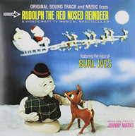 BURL IVES - RUDOLPH THE RED-NOSED REINDEER VINYL