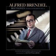 BEETHOVEN / ALFRED  BRENDEL - BEETHOVEN: PIANO CONCERTO 4 VINYL