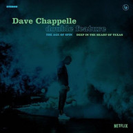 DAVE CHAPPELLE - AGE OF SPIN & DEEP IN THE HEART OF TEXAS VINYL