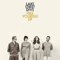 LAKE STREET DIVE - FREE YOURSELF VINYL