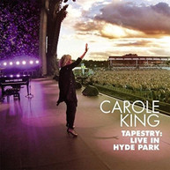 CAROLE KING - TAPESTRY: LIVE IN HYDE PARK VINYL