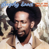 GREGORY ISAACS - LIVE AT THE ROXY VINYL