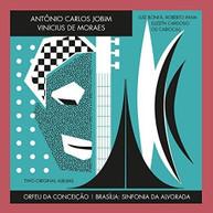 ANTONIO CARLOS JOBIM - ORFEU DA CONCEICAO / BRASILIA: SINFONIA DA VINYL