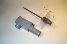 Johnson Controls TE-6341P-1 Duct Mt Thermistor Use W/A319