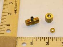 Honeywell 126590 Adjt. Bleed Valve Assembly