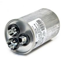 Rheem 43-25133-27 50/10Mfd 370V Dual Round Capacitor