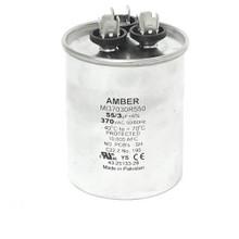 Rheem 43-25133-28 55/3Mfd 370V Round Run Capacitor