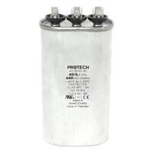 Rheem 43-25135-20 40/3Mfd 440V Oval Run Capacitor
