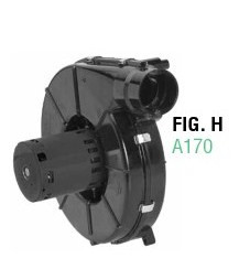 fasco motors draft inducer assembly a170