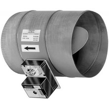 "Honeywell DM7600B1053 16"" Zone Damper, W/Ml6161 Act."