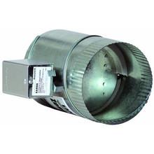 "Honeywell EARD-6 6""Round Fresh Air Damper24V2Wire"